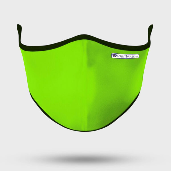 Mascarilla Básica Verde PrintMask